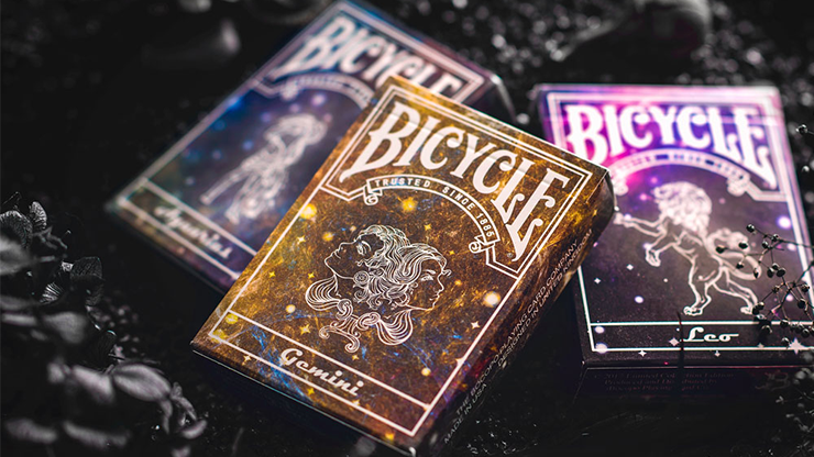 Bicycle Constellation Series (Gemini) Playing Cards