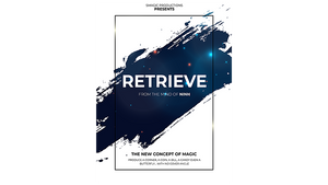 RETRIEVE (Gimmick and Online Instructions) by Smagic Productions - Trick