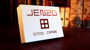 JENZO Black (Gimmicks and Online Instructions) by Simon Craze - Trick