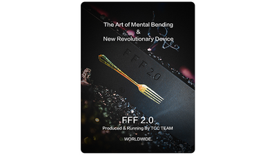 The Art Of Mental Bending, FFF 2.0 By TCC (Size 8) by TCC