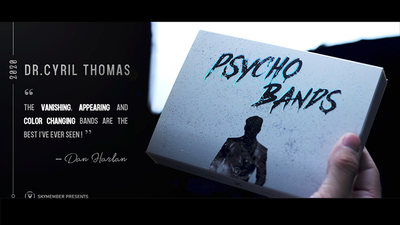 Skymember Presents Psychobands by Dr. Cyril Thomas ft Calvin Liew- Trick