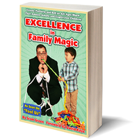 Excellence in Family Magic by Scott Green - Book