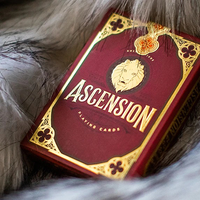 Ascension (Lion) Playing Cards by Steve Minty