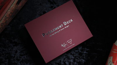 Puzzlement Deck (Gimmicks and Online Instructions) by Ian Wong & Amor Magic - Trick