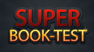 Super Hero Book Test (Batman) by Nicolas Subra - Trick