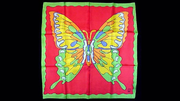 "Rice Picture Silk 18"" (Butterfly) by Silk King Studios - Trick"