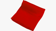 "Rice Spectrum Silk 18"" (Red) by Silk King Studios - Trick"
