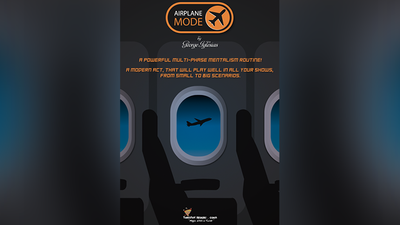 AIRPLANE MODE by George Iglesias & Twister Magic - Trick
