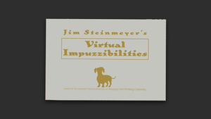 Virtual Impuzzibilities by Jim Steinmeyer - Book