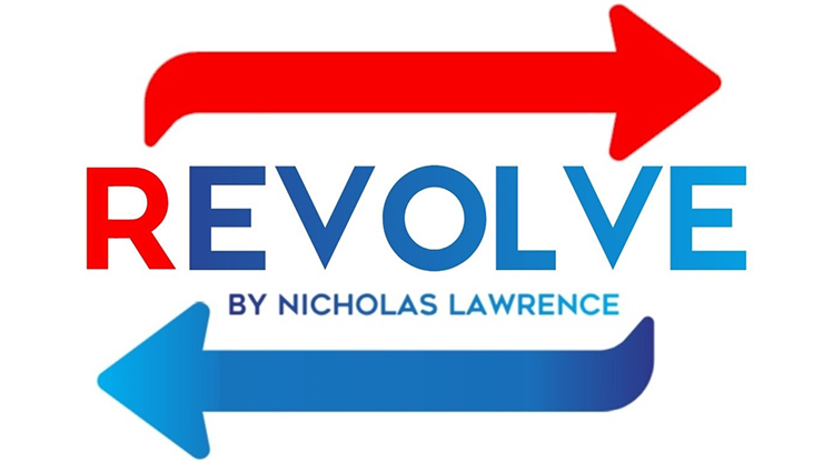 Revolve (Gimmicks and Online Instructions) by Nicholas Lawrence