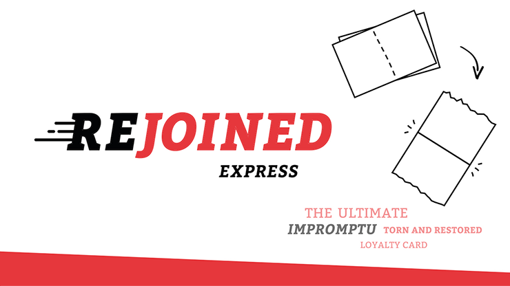 REJOINED EXPRESS by Joao Miranda