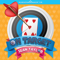 On Target (Gimmicks and Online Instructions) by Sean Taylor