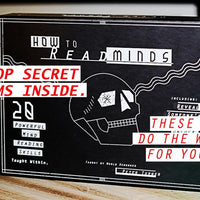 How to Read Minds Kit by Peter Turner - Ellusionist