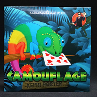 Camouflage (Gimmicks and Online Instructions) by Keith Porter