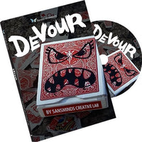 Devour by Sansmind (DVD and Gimmick) - Madanai Magic