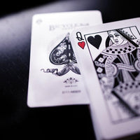 Bicycle Ghost Playing Cards - Ellusionist - Madanai Magic