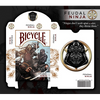 Bicycle Feudal Ninja Deck by Crooked Kings - Playing Cards - Madanai Magic