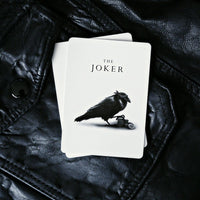 Madison Rounders Playing Cards : White - Ellusionist - Madanai Magic