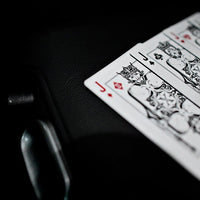 Executive Playing Cards Deck - Ellusionist - Madanai Magic