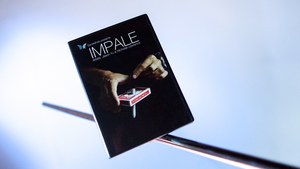 Impale (DVD and Gimmicks) by Jason Yu and Nicholas Lawrence - DVD - SansMinds - Madanai Magic