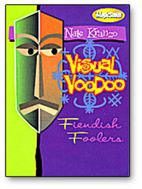 Visual Voodoo Nate Kranzo, DVD - Madanai Magic