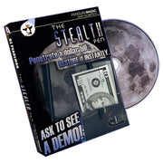 Stealth Pen (DVD and Props) by Oz Pearlman - Madanai Magic