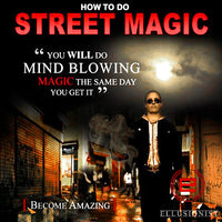 How To Do Street Magic DVD - Ellusionist