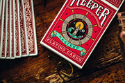 Red Keepers Playing Cards by Ellusionist