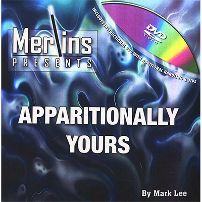 Apparitionally Yours by Mark Lee - Trick