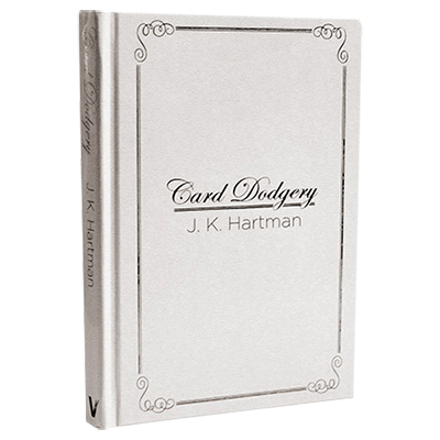 Card Dodgery by Vanishing Inc - Book