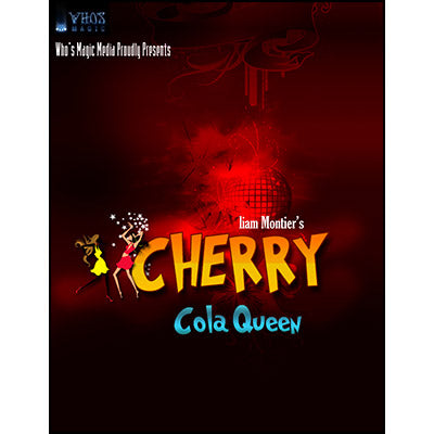 Cherry Cola Queen by Liam Montier - Book