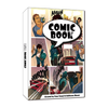 The comic book test (soft cover) by So Magic - Trick