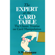 Expert At The Card Table by Dover Erdnase - Book