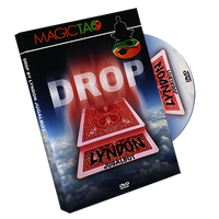 Drop Blue (DVD and Gimmick) by Lyndon Jugalbot and Magic Tao- DVD