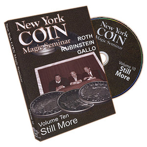 New York Coin Seminar Volume 10: Still More - DVD