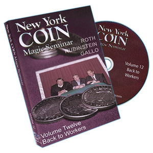 New York Coin Seminar Volume 12: Back To Workers - DVD