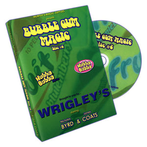 Bubble Gum Magic by James Coats and Nicholas Byrd - Volume 2 - DVD
