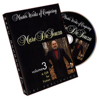 Master Works of Conjuring Vol. 3 by Marc DeSouza - DVD