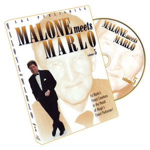 Malone Meets Marlo #5 by Bill Malone - DVD