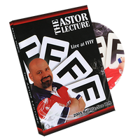 The Astor Lecture Live at FFFF 2008 - DVD