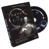 Band N' Ring by Joe  Rindfleisch - DVD