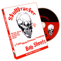 Skullkracker by Bob Sheets - DVD