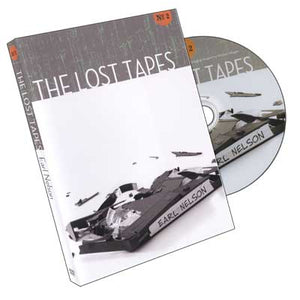 The Lost Tapes (Vol. 2) by Earl Nelson - DVD