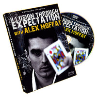Illusion Through Expectation by Alex Moffat & RSVP - DVD