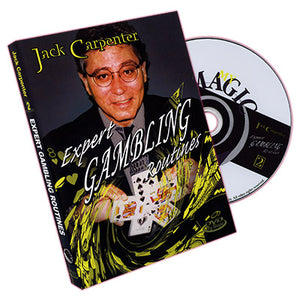 Jack Carpenter Expert Gambling Routines - DVD