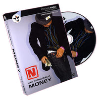 Money by Jay Noblezada - DVD