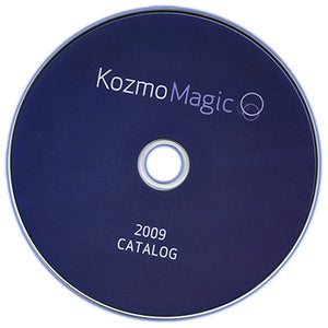 Magic Product Catalog - Vol.1 by Kozmomagic - DVD
