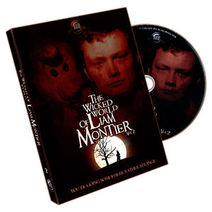 Wicked World Of Liam Montier Vol 2 by Big Blind Media - DVD