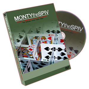 Monty the Spiv by Matthew Garrett - DVD