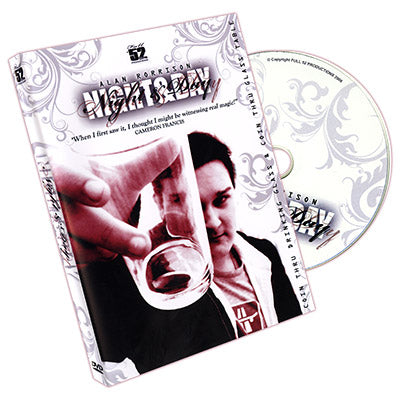 Night and Day by Alan Rorrison - DVD